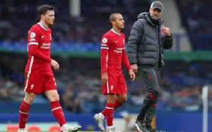 VAR Anulir Gol Henderson, Liverpool Gagal Menang atas Everton