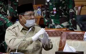 Prabowo Bahas Perjanjian Militer dengan Amerika Serikat