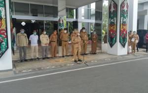 Plt. Gubernur Kalteng Launching Penyaluran Bantuan Sosial PKH