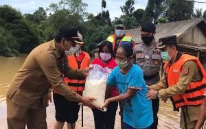 Aruta Kembali Diterpa Banjir ke 3 Kali Dalam Setahun