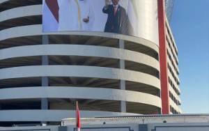 Mantap! Ada Nama Jalan Presiden Joko Widodo di Abu Dhabi