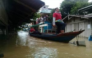 Banjir Bandang Kembali Terjang Batu Bus