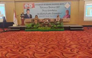 Staf Ahli Gubernur Kalteng Hadiri Sosialisasi Reformasi Birokrasi BKIPM