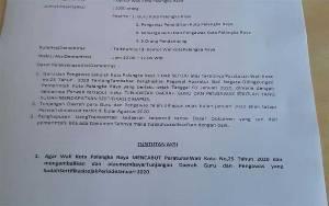 Guru dan Pengawas Sekolah di Palangka Raya akan Demo Tuntut Tunjangan Daerah