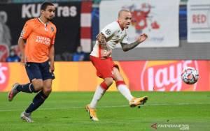 Pemain Pinjaman Cetak 2 Gol untuk Membawa Leipzig Atasi Basaksehir 2-0