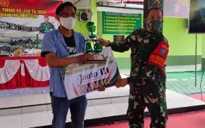 Wartawan Borneonews.co.id Sabet 2 Gelar Juara Lomba Karya Jurnalistik TMMD Kodim 1015 Sampit