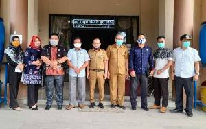 Komisi I DPRD Kapuas Gali Referensi Regulasi Protokol Kesehatan ke Kalimantan Selatan