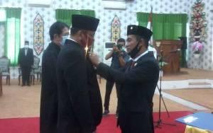 Anggota DPRD Katingan Kembali Lengkap 25 Orang