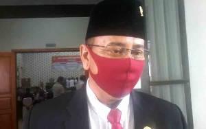 Ini Kata Gimmak Bulinga Setelah Dilantik Menjadi Anggota DPRD Katingan