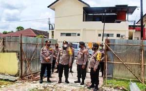 Kapolda Kalteng Tinjau Pembangunan Gedung Paviliun RS Bhayangkara
