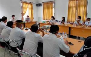 Dinas PUPR Pulang Pisau Studi Banding ke DPMPTSP Kotim