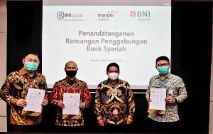 Hery Gunardi Fokus Kawal Merger Bank BUMN Syariah