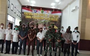 TMMD di Barito Timur Berjalan Sukses