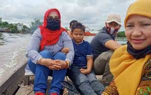 Irawati Serap Aspirasi Masyarakat Pulau Hanaut