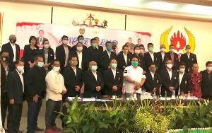 KONI Kalteng Bahas Program Peningkatan Olahraga untuk PON Papua 2021