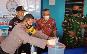 Kepala BNNK Kotawaringin Barat Geram Peredaran Narkoba Masih Marak