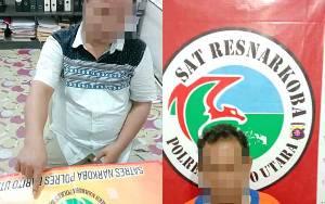 Polisi Tangkap 2 Budak Sabu di Barito Utara
