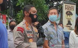 Polisi Upayakan Massa Aksi Buruh Bertemu Perwakilan Istana