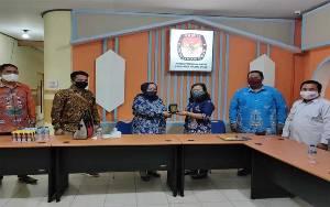 Pimpinan DPRD Kalteng Monitoring Kesiapan Pilgub di Pulang Pisau
