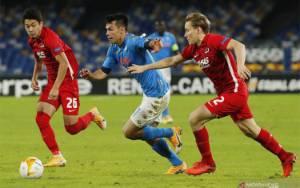 Napoli Awali Petualangan Liga Europa dengan Kekalahan dari AZ Alkmaar