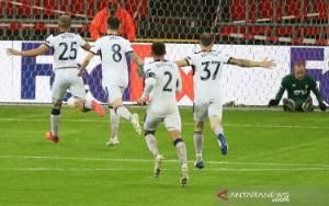 Benfica dan Rangers Petik 3 Poin di Grup D Liga Europa