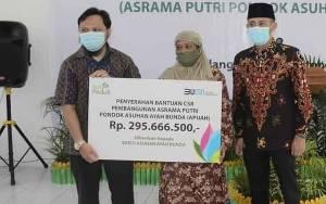 Wali Kota Palangka Raya Apresiasi CSR PLN Beri Bantuan Untuk Panti Asuhan
