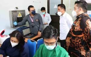 Akhirnya Swab PCR di RSUD dr Murjani Sampit Sudah Bisa Difungsikan
