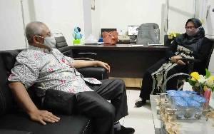 Dinas Sosial Barito Timur dan BPJS Kesehatan Tingkatkan Pelayanan