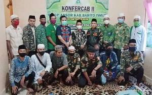 Wakil Bupati Barito Timur Buka Konfercab II GP Ansor