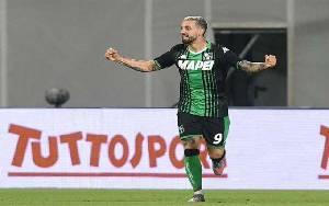 Top Skor Liga Italia: Belotti dan Caputo Tertajam, Ibrahimovic Bisa