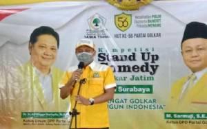 Partai Golkar Kritik Kebijakan Pemerintah Lewat Lomba Stand Up Comedy