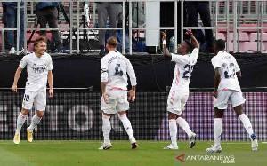 Zidane Puas Bungkam Kritik Dengan Menangi El Clasico