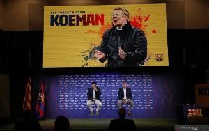 Ronald Koeman Salahkan VAR atas Kekalahan Barcelona di El Clasico