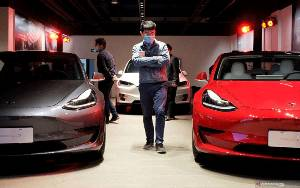 Suspensi Bermasalah, Tesla Tarik 30.000 Mobil yang Diimpor ke China