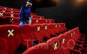 9 Aturan Nonton di Bioskop, Data NIK Penonton pun Diminta