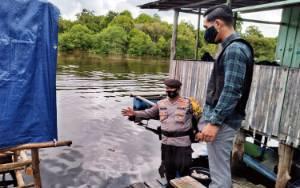 Kapolresta Instruksikan Kapolsek Aktif Patroli Khusus di Bantaran Sungai