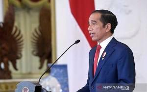 Presiden Joko Widodo Lantik 12 Duta Besar untuk Negara Sahabat