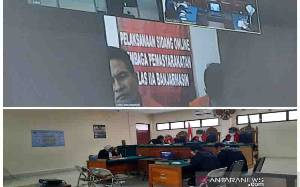 Terdakwa 32 Kilogram Narkotika di Banjarmasin Divonis Penjara Seumur Hidup