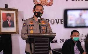Satgas Nemangkawi Tembak Mati Satu Anggota KKB Pimpinan Sabinus Waker