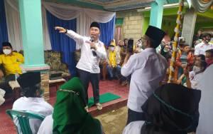 Sugianto Sabran Blusukan ke Pelosok Barito Selatan