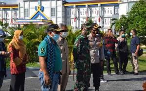 Plt. Gubernur Kalteng Kunker ke Kabupaten Dampo
