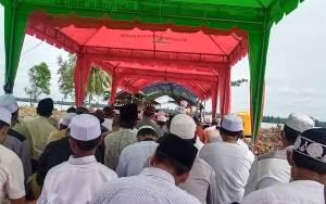 Ratusan Jemaah Hadiri Haul Akbar Syekh Abu Hamid di Desa Samuda Besar