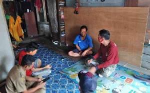 BKSDA Sampit Bantu Pengobatan Korban Sambaran Buaya di Desa Lampuyang