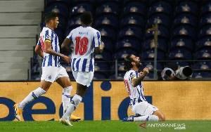 Porto Amankan 3 Poin Kontra Olympiakos