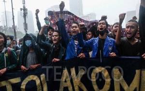 Hari Sumpah Pemuda, BEM SI Gelar Aksi Mosi Tidak Percaya Kepada Pemerintah