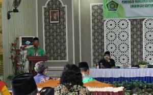 Kemenag Kapuas Gelar Pembinaan Kerukunan Umat Beragama