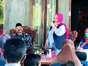 Bersama NasDem, Warga Jalan Tampung Penyang Siap Menangkan Sugianto Sabran - Edy Pratowo