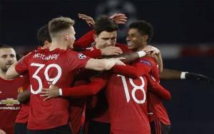 Hattrick Rashford Warnai Kemenangan Besar MU atas Leipzig