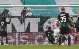 Boli Selamatkan Ferencvaros dari Kekalahan Lawan Dynamo Kyiv