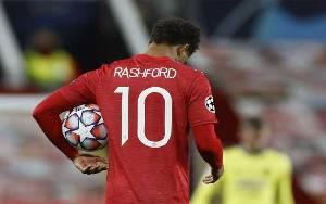 Top Skor Liga Champions Pekan Kedua: Rashford Tertajam, Dibayangi Zapata